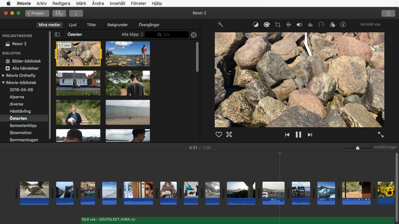 redigera foton gratis program