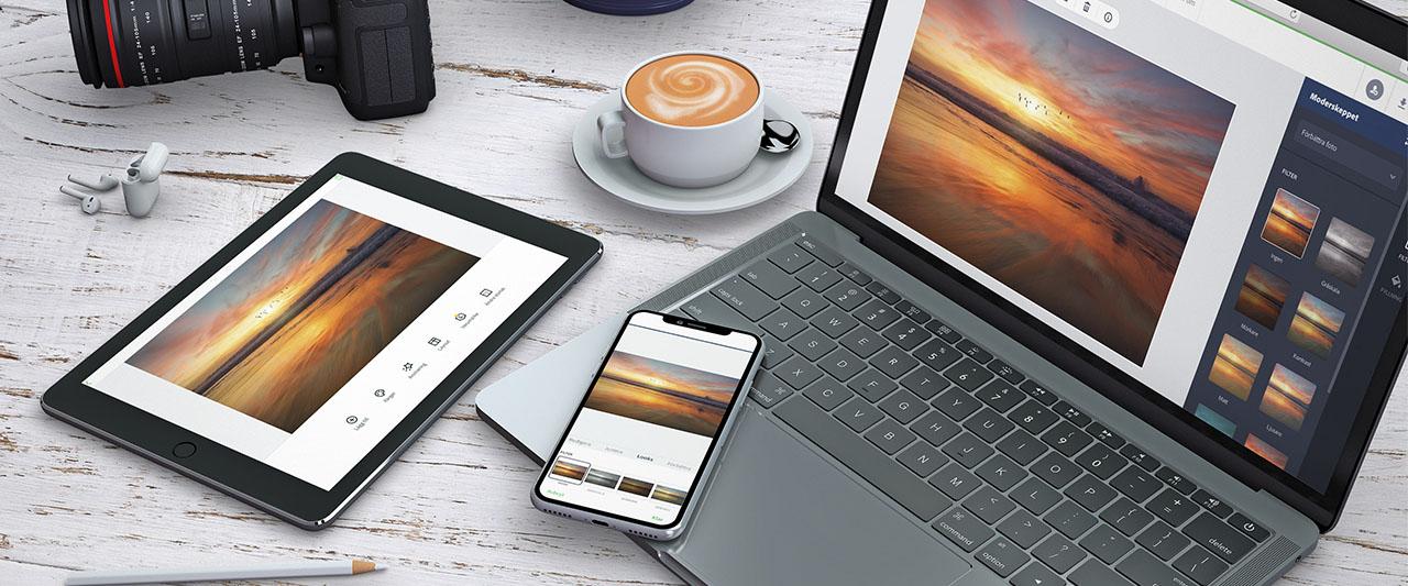 Onlinekurs Skapa innehåll med Adobe Spark