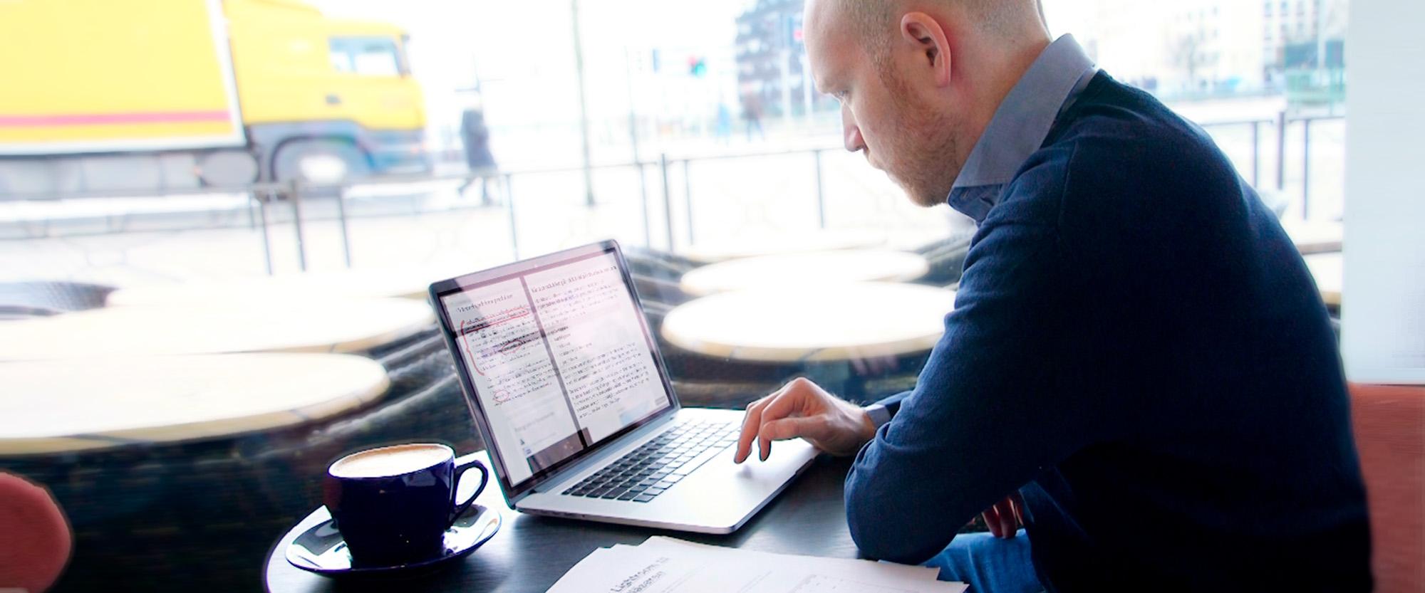 Onlinekurs Skriv bättre texter på webben
