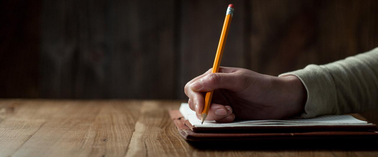 Onlinekurs Tio knep för ditt skrivande