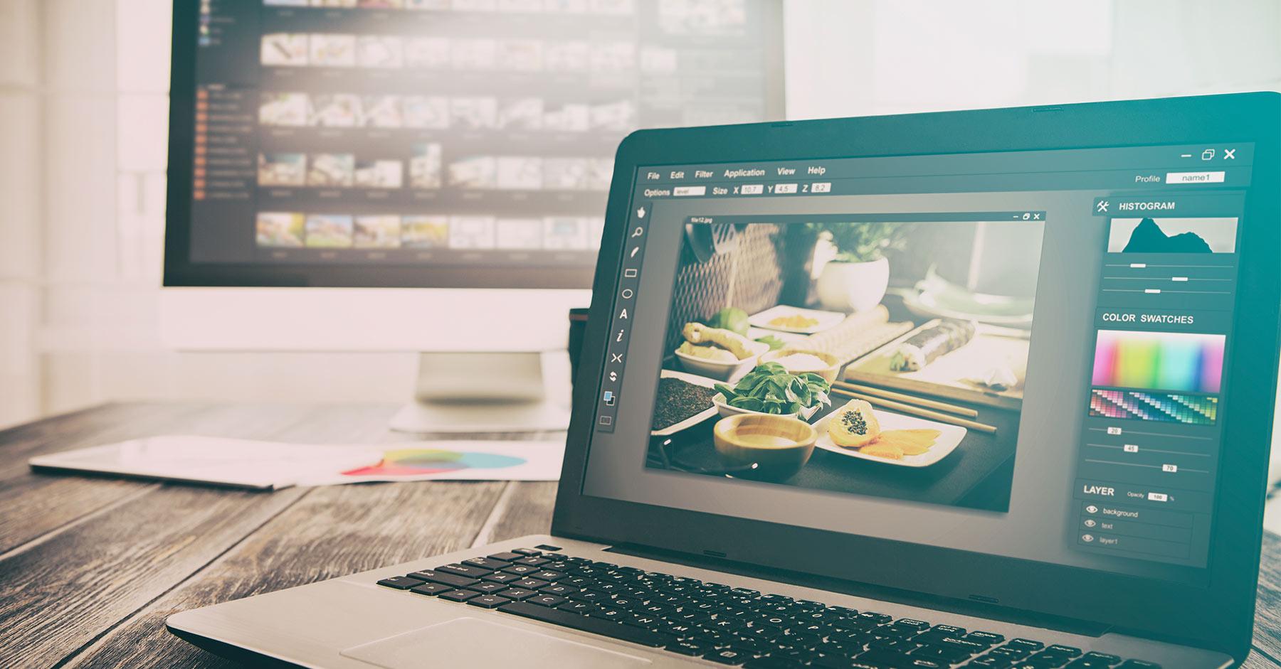 Photoshop Tips - Dersom det er et billed- behandlingsprogram som er alfa og omega innenfor grafisk bransje og web i dag så er det Photoshop. Uten tvil.