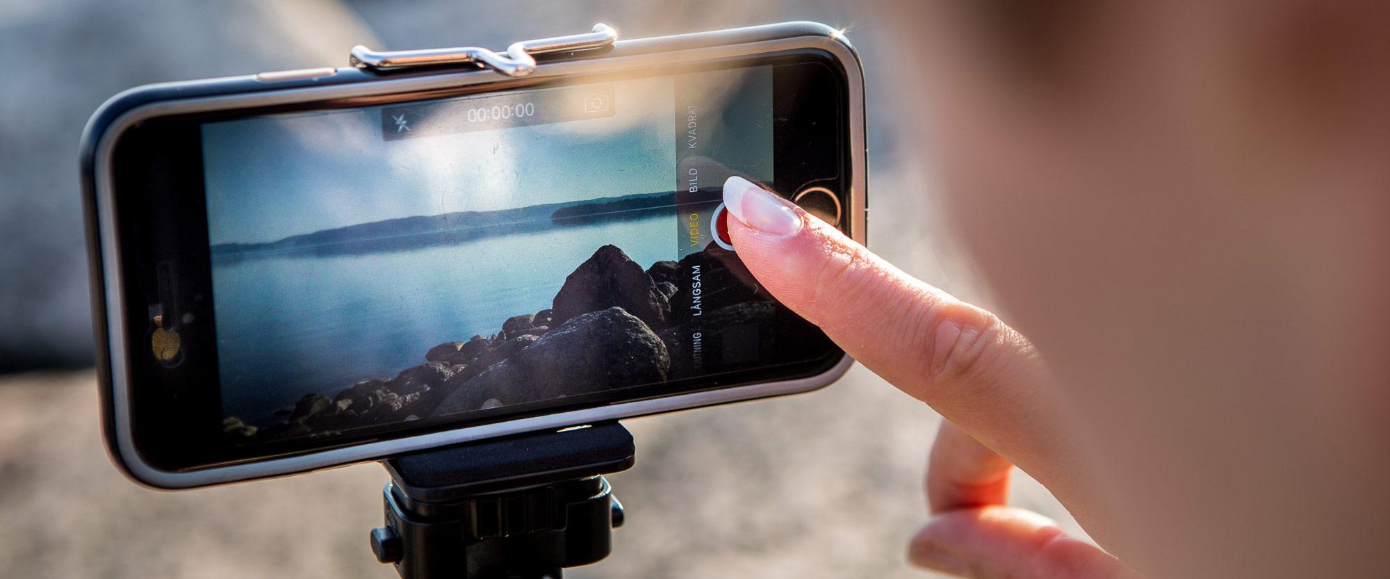 Onlinekurs Filma med mobilen (2021)