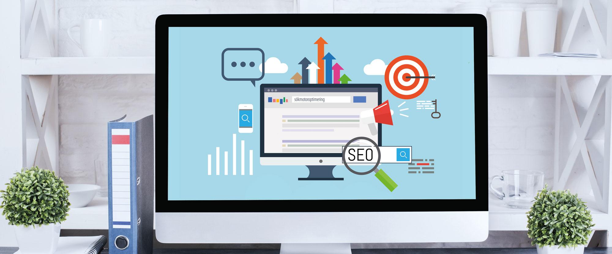 Onlinekurs Syns på Google