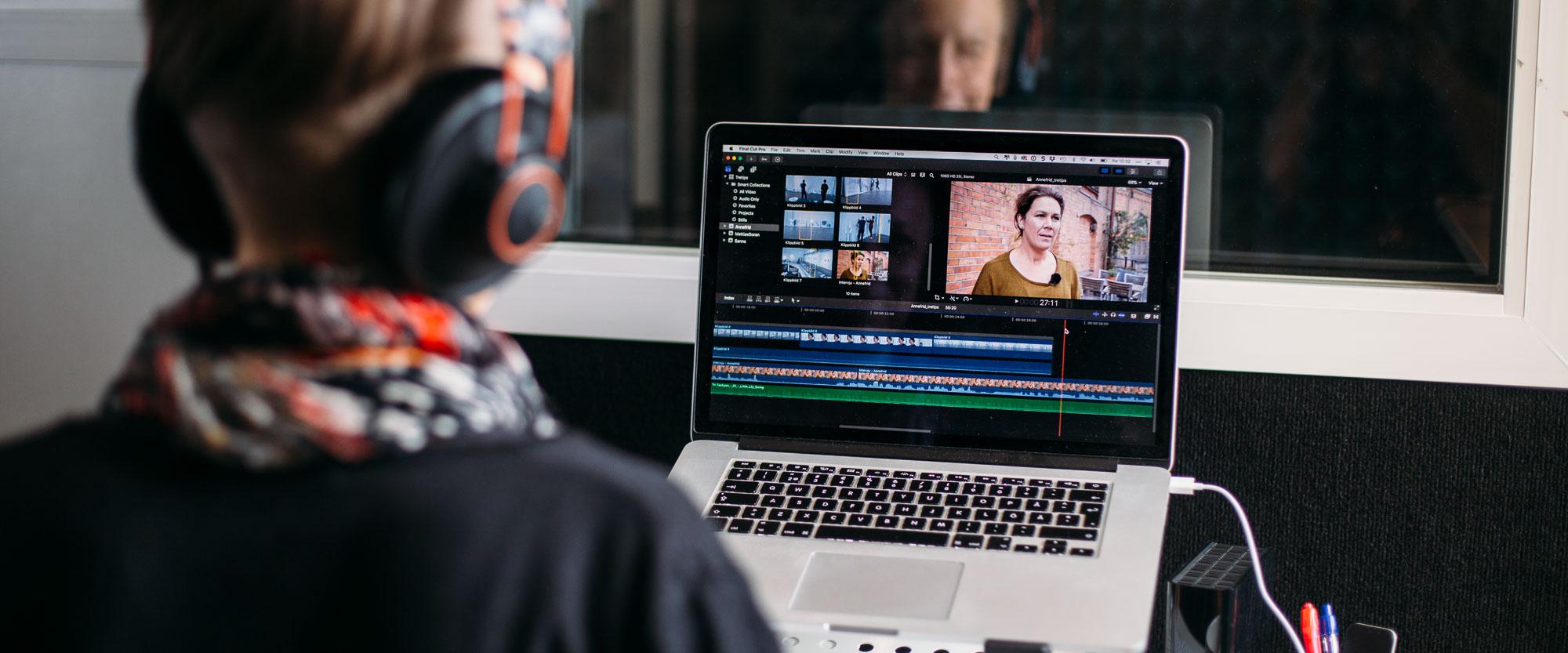 Onlinekurs Videoredigera med Final Cut Pro X