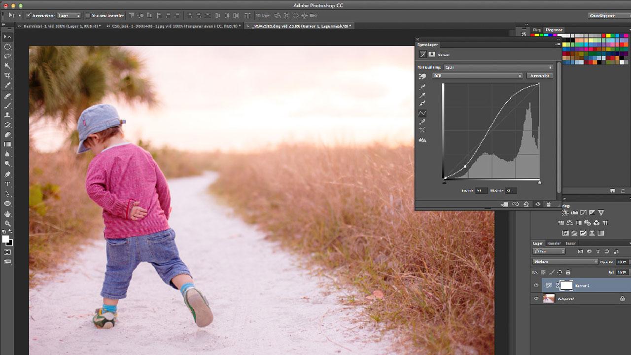 photoshop utbildning gratis