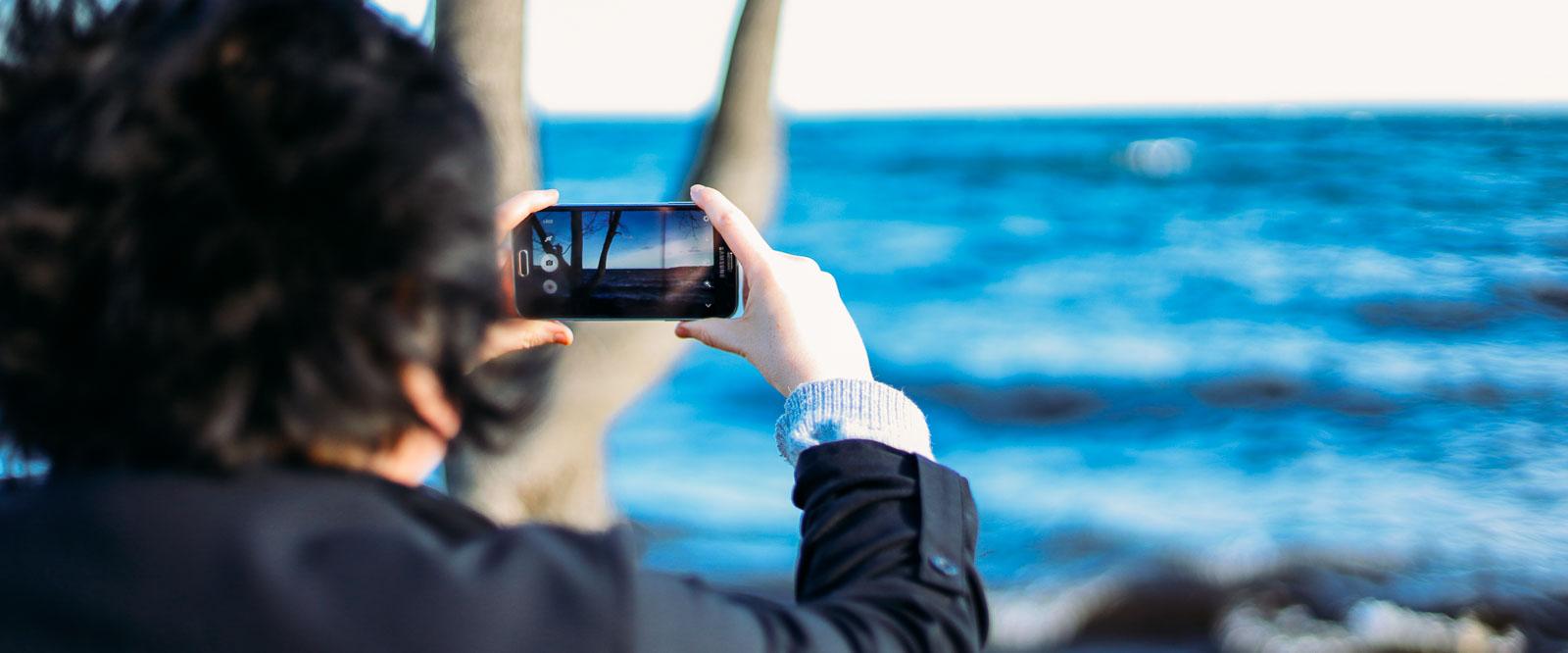 Onlinekurs Fotografera med mobilkameran
