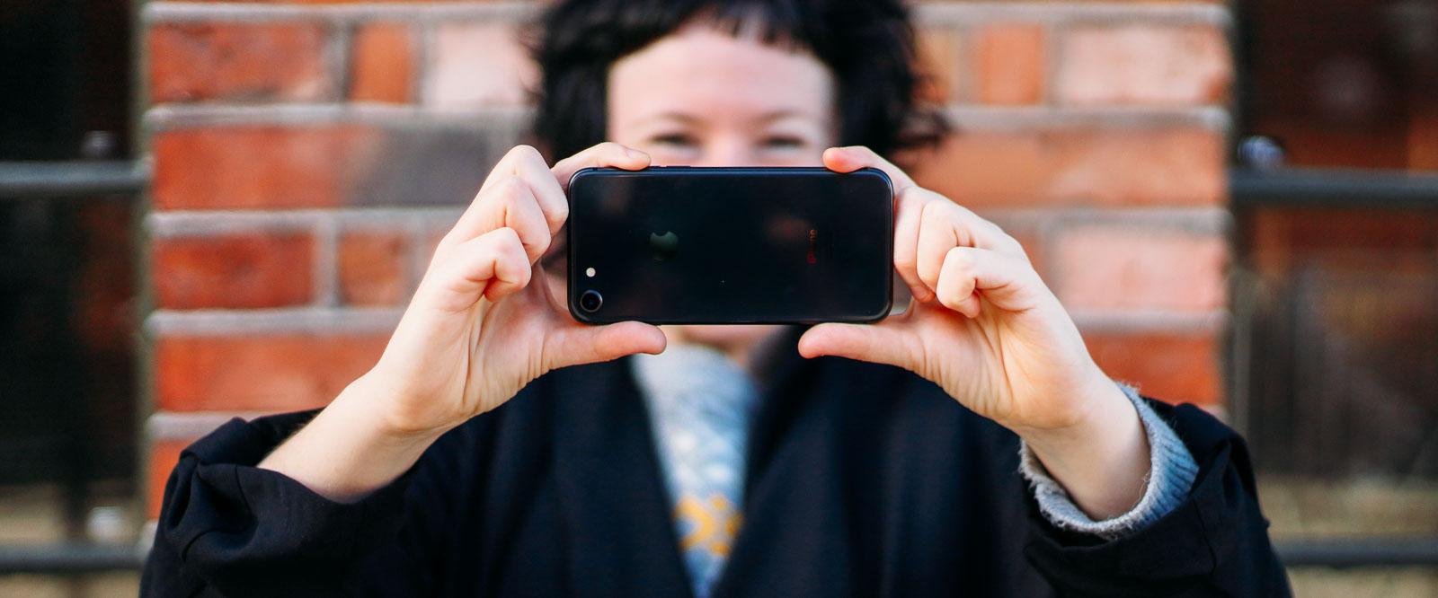 Onlinekurs Fotografera med din iPhone