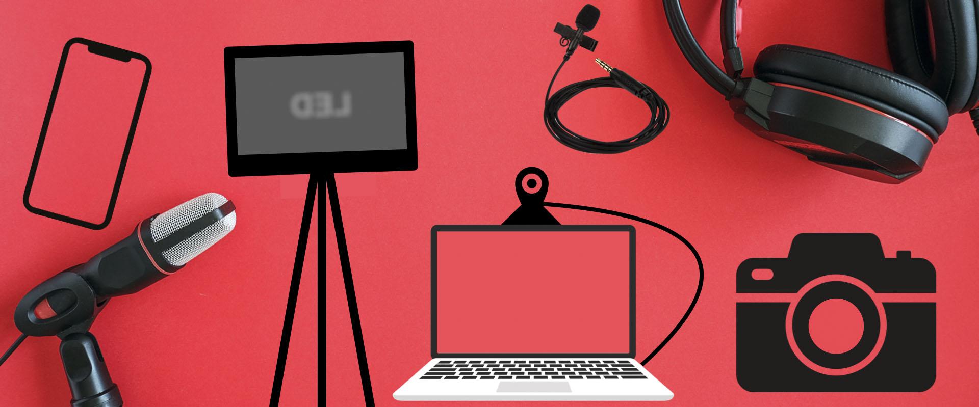 Onlinekurs Webbseminarium - Tekniken i rummet