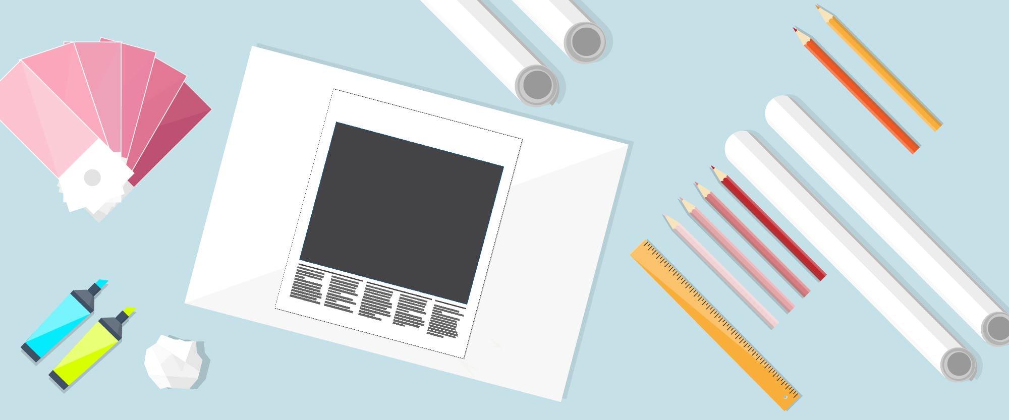 Onlinekurs Lyckas med grafisk design
