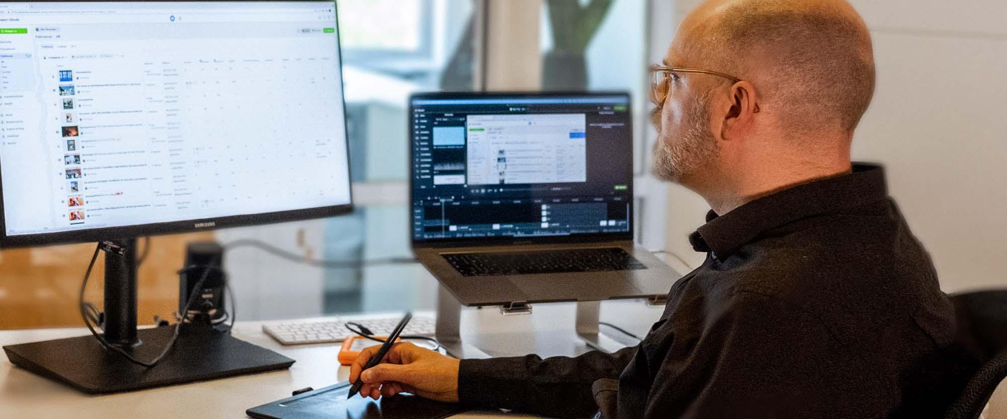 Onlinekurs Organisera och marknadsför med Creator Studio