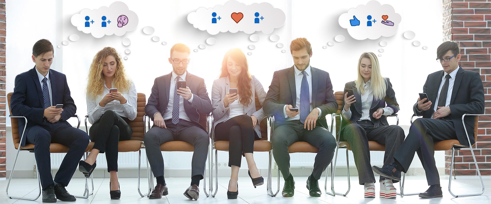 Onlinekurs Nätverka på LinkedIn