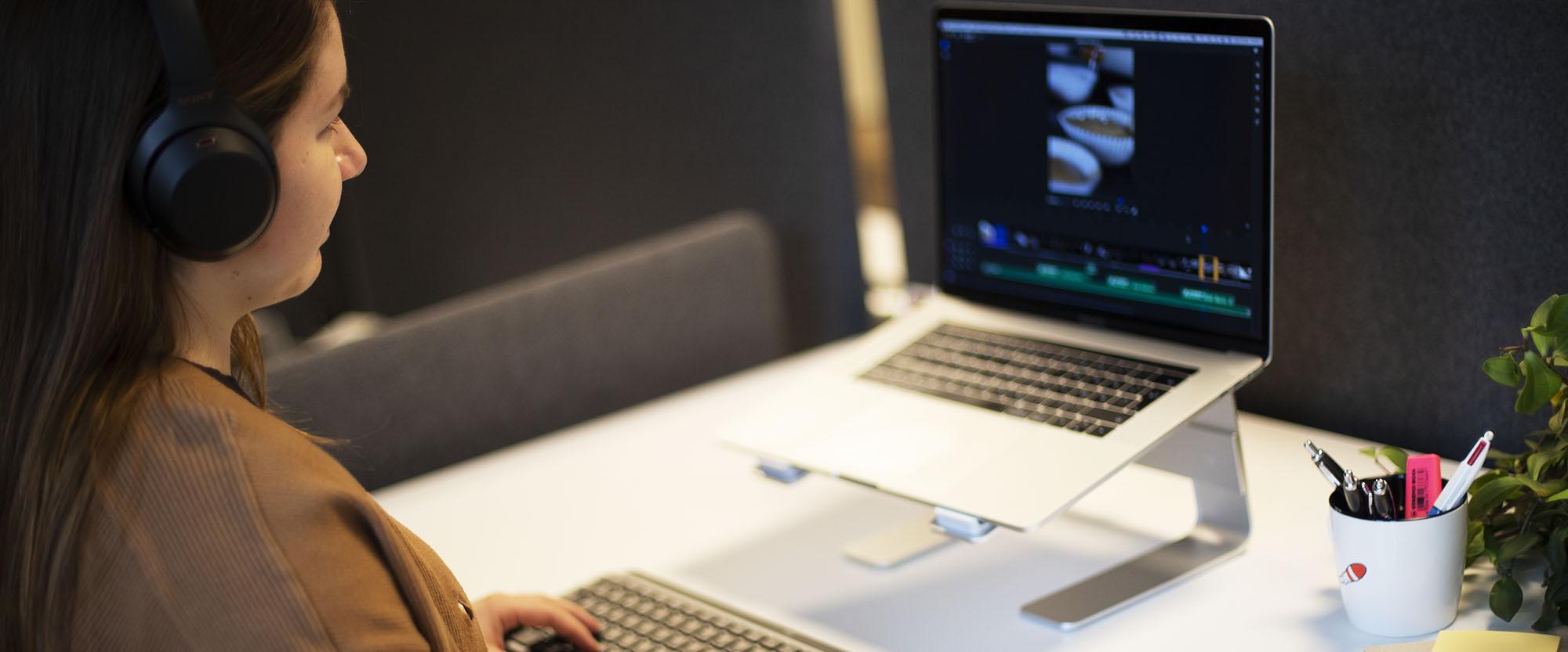 Onlinekurs Videoredigera med Premiere Rush