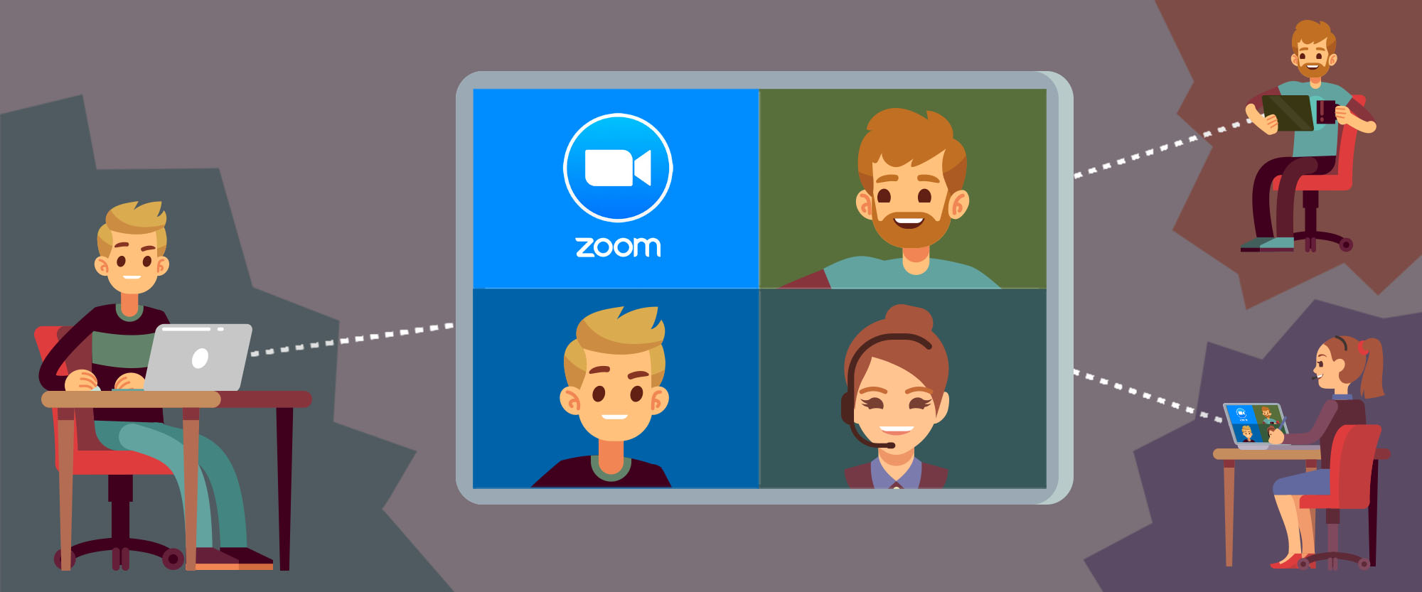 Onlinekurs Videomöten med Zoom